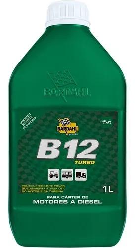 Bardahl B12 Turbo 1l Diesel
