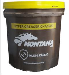Graxa para Chassis 10kg - Montana