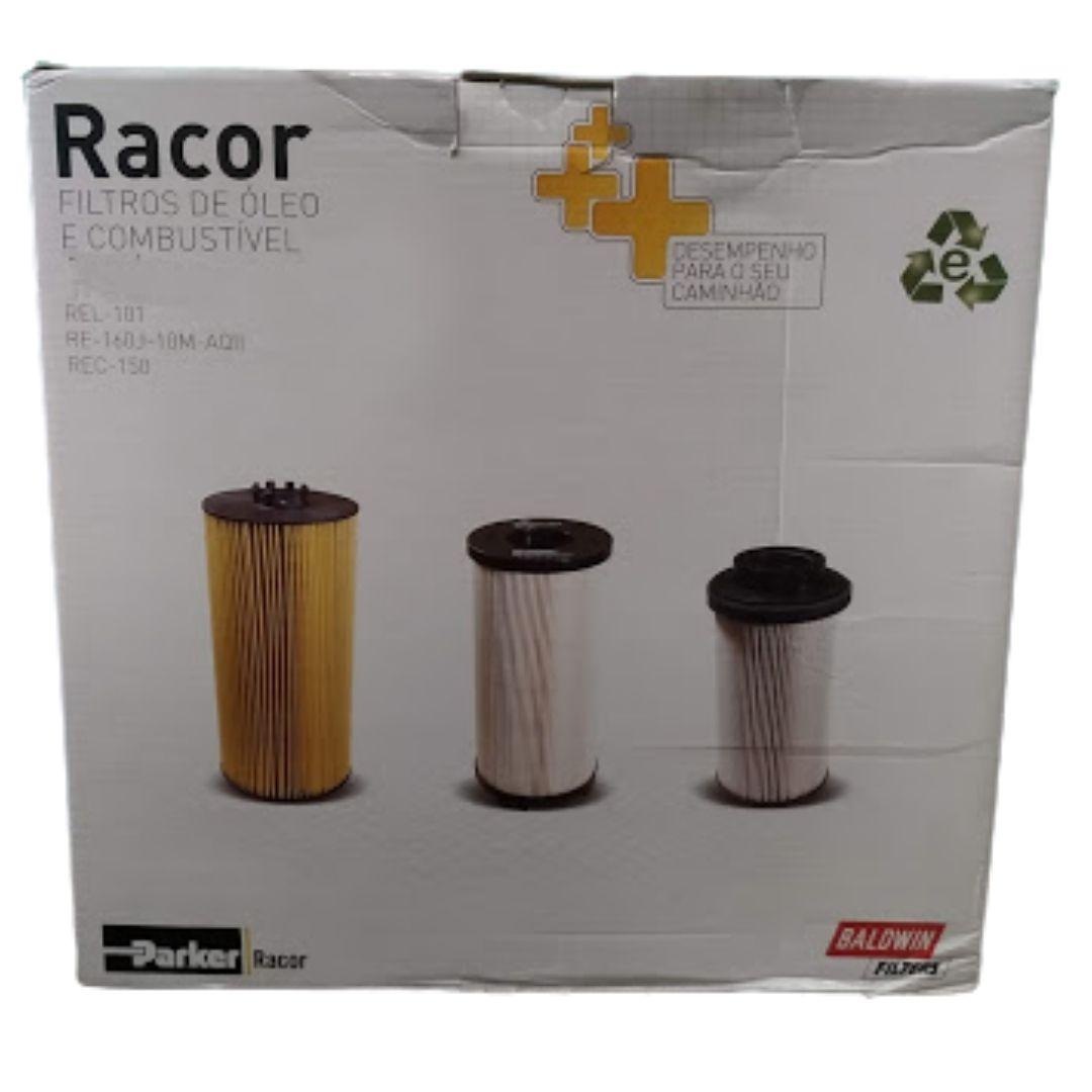 Kit de Filtro Racor Diesel Lubrificante a partir de 2017