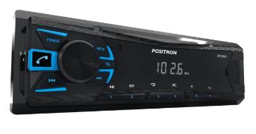 Som Automotivo SP2230BT Com conexão Bluetooth - Positron