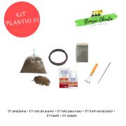 Kit Promocional Plantio III