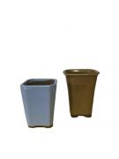 Vaso de Cerâmica Japonês MAME Cascata - Ref. J5990