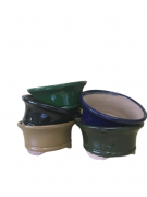 Vaso de Cerâmica Nacional Petrópolis - Ref. 510