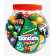 DANCLETS POOL BALL - 125 UNIDADES COM 8G CADA