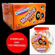 DANCLETS MONSTER BALLS SABOR TUTTI 6x125x8g