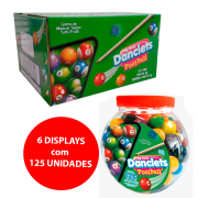 DANCLETS POOL BALLS SABOR TUTTI 6x125x8g