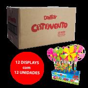 DANTOY CATAVENTO  COM BALINHAS SABOR TUTTI FRUTTI 12x12x4g