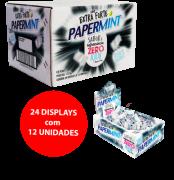 PAPERMINT LAMINAS REFRESCANTE SABOR EXTRA FORTE 24x12x0,6g