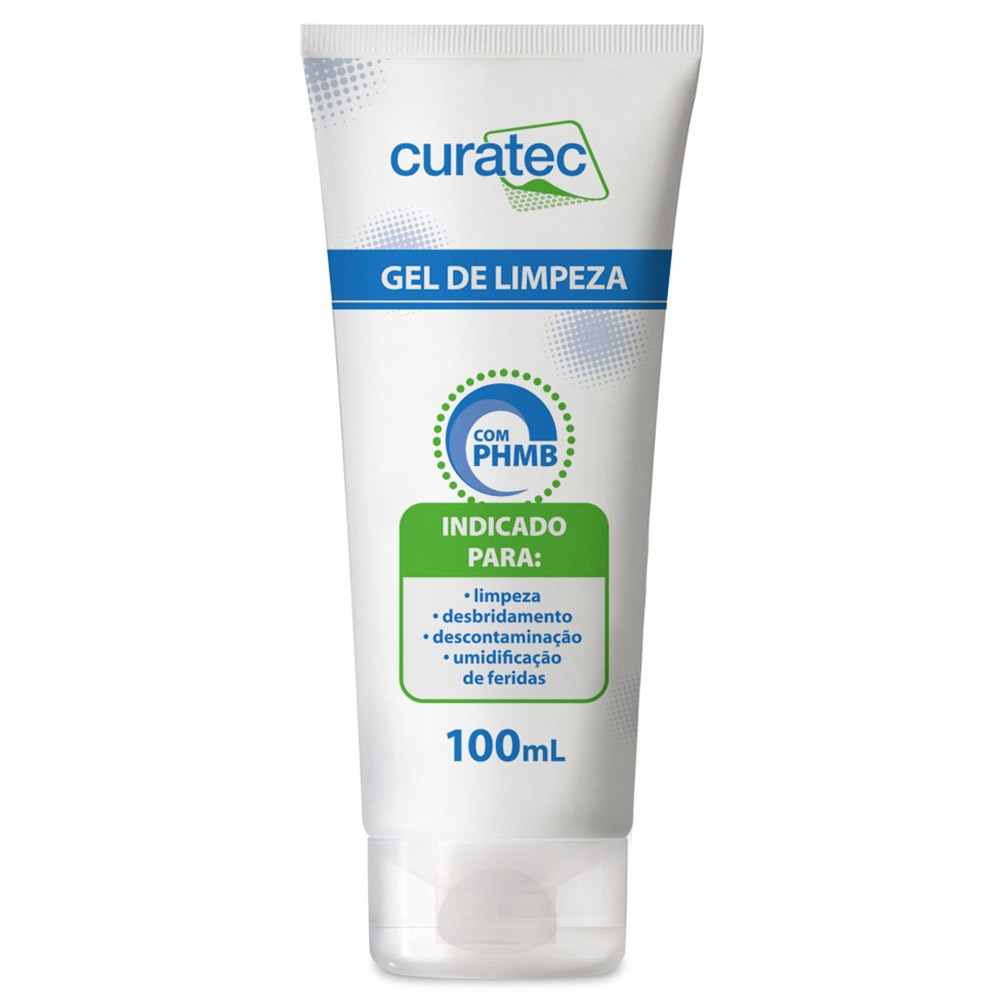 Curatec Gel de Limpeza 100ml