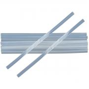 Bastões de Cola Quente Transparente (Supramelt 7506M) - Fino 7,5mm x 30 cm (10uni)