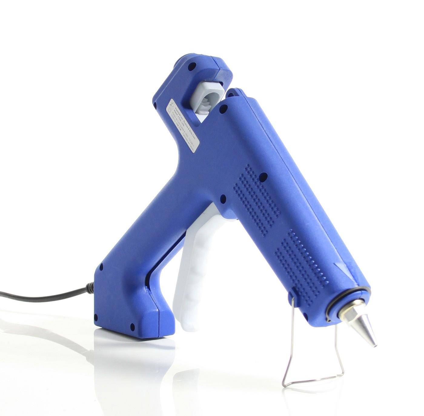 Pistola de Cola Quente Profissional 23W/100W - K-1000 (Bastão de Cola Quente Grossa 11.5mm)
