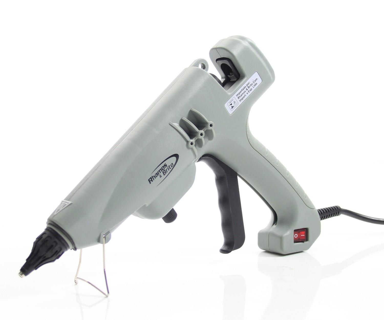 Pistola de Cola Quente Grossa Industrial 220W - K-2250 (Bastão de Cola Quente grosso 11,5mm)