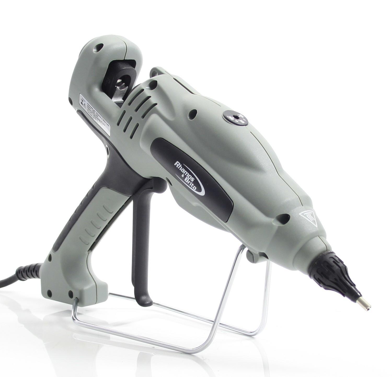 Pistola de Cola Quente Grossa Industrial 400W - PT-412 (Bastão de Cola Quente grosso 11,5mm)