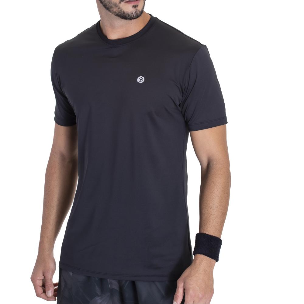 Camiseta Dry Onisports Masculina Basic - Preta