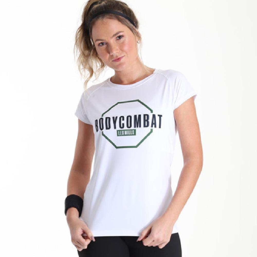 Camiseta Les Mills Body Combat Feminina