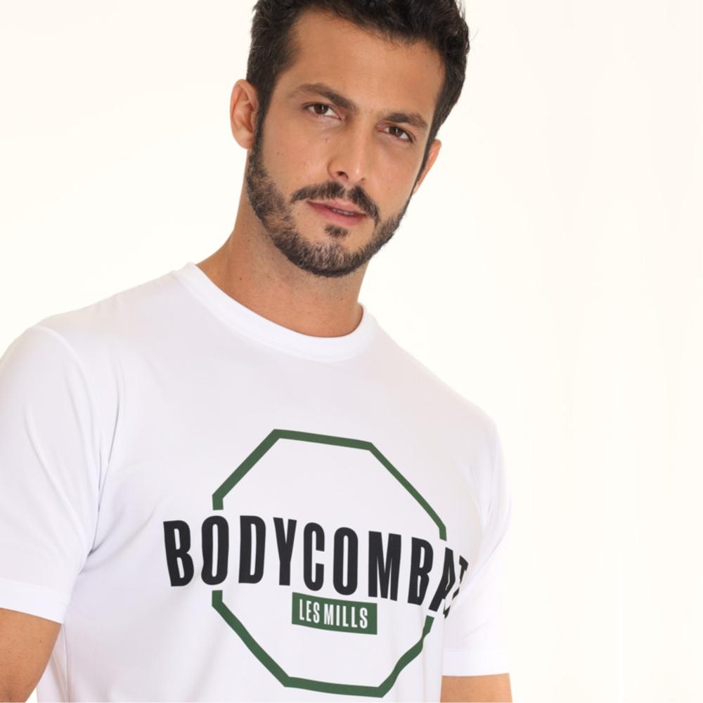 Camiseta Les Mills Body Combat Masculina