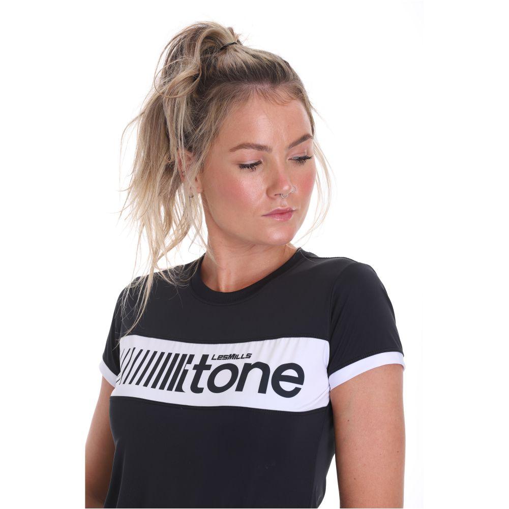 Camiseta Les Mills Tone Feminina