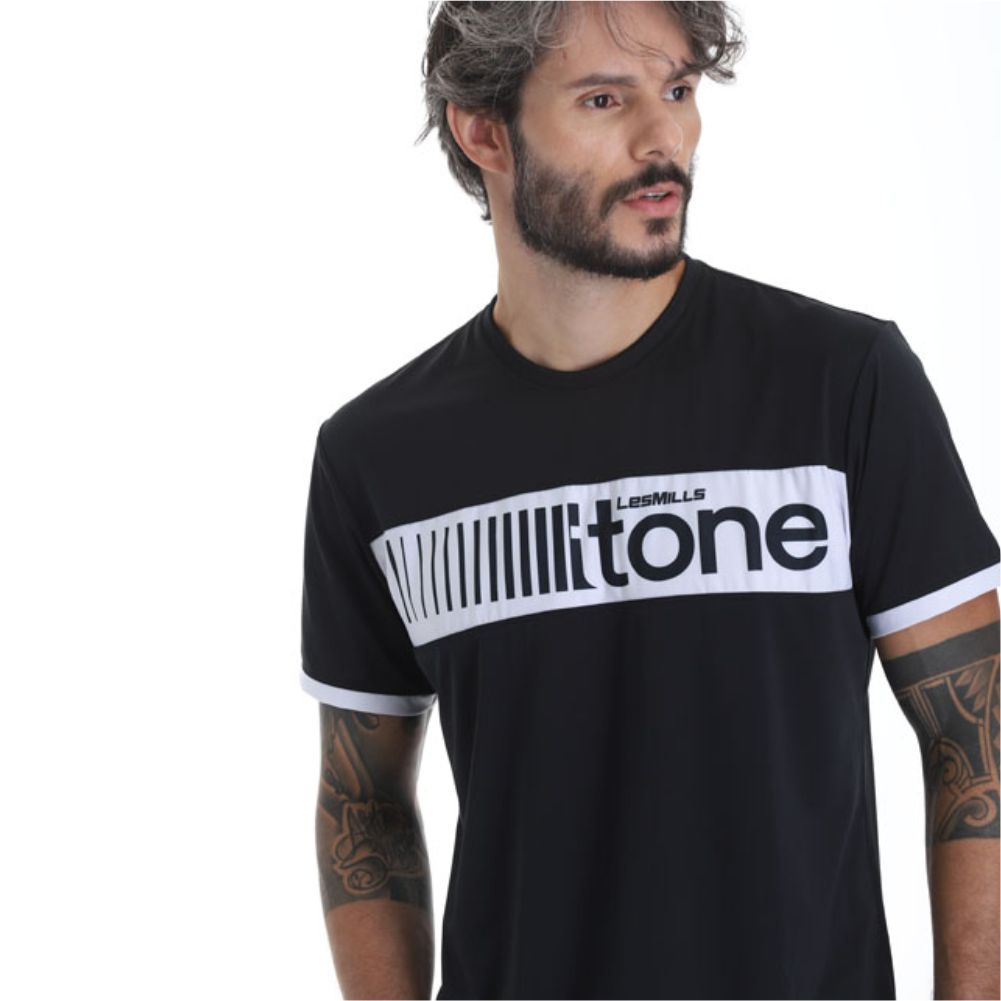 Camiseta Les Mills Tone Masculina