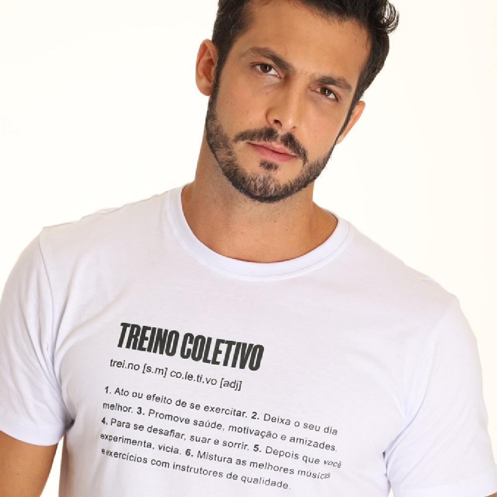 Camiseta Les Mills Treino Coletivo Masculina