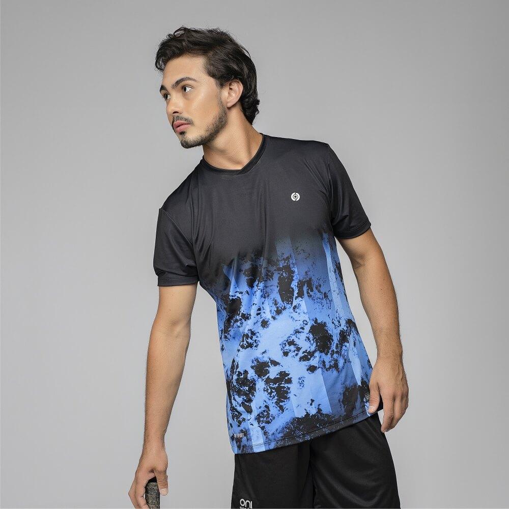 Camiseta Masculina Dry Urban