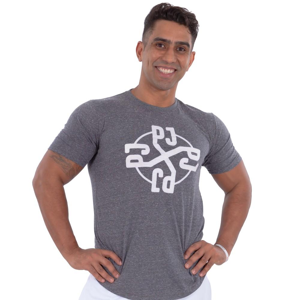 Camiseta Masculina Power Jump 64