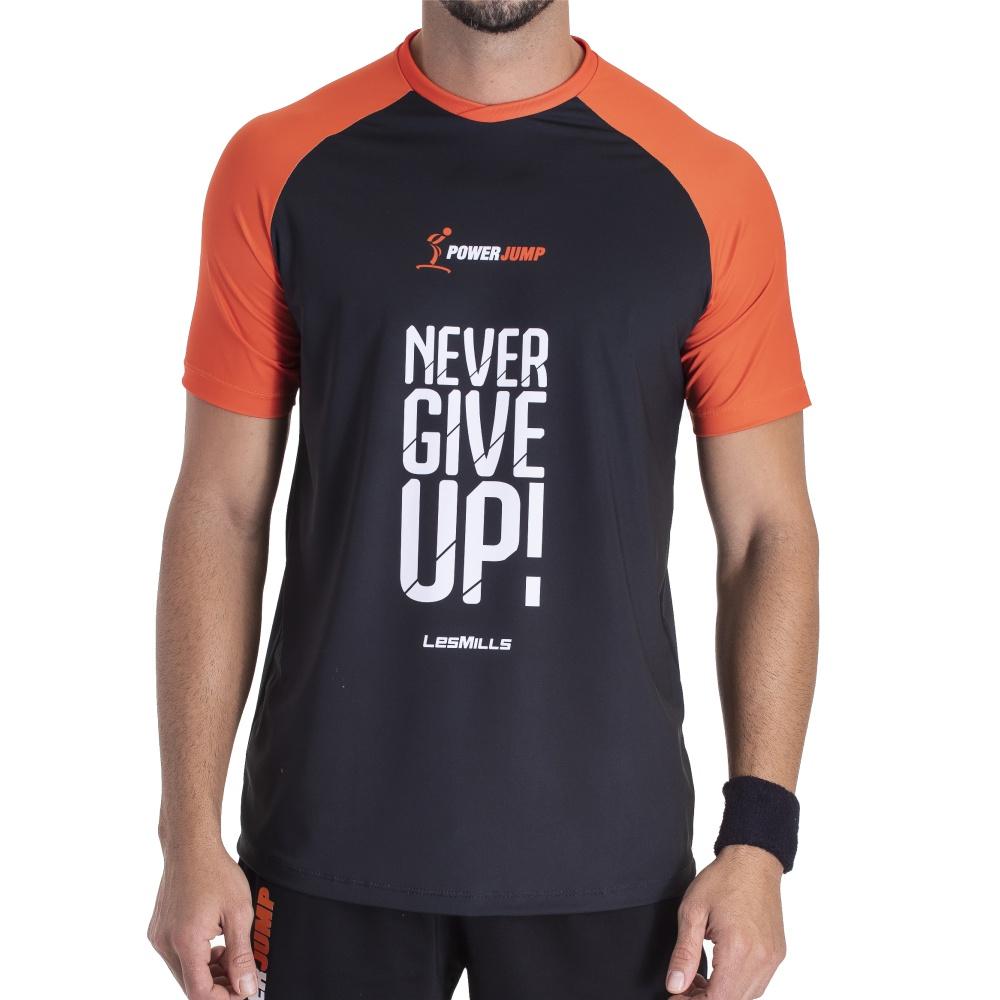 Camiseta Masculina Power Jump 68