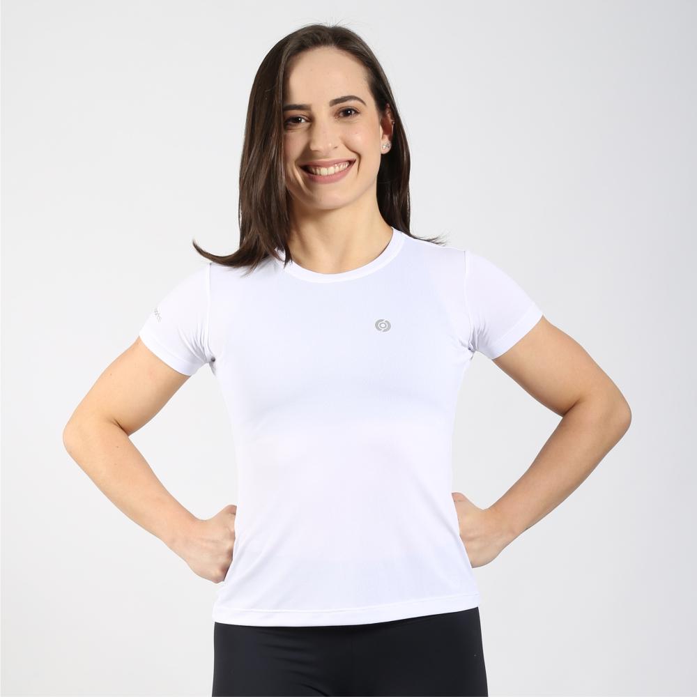 Camiseta Onisports Running em Poliamida Feminina