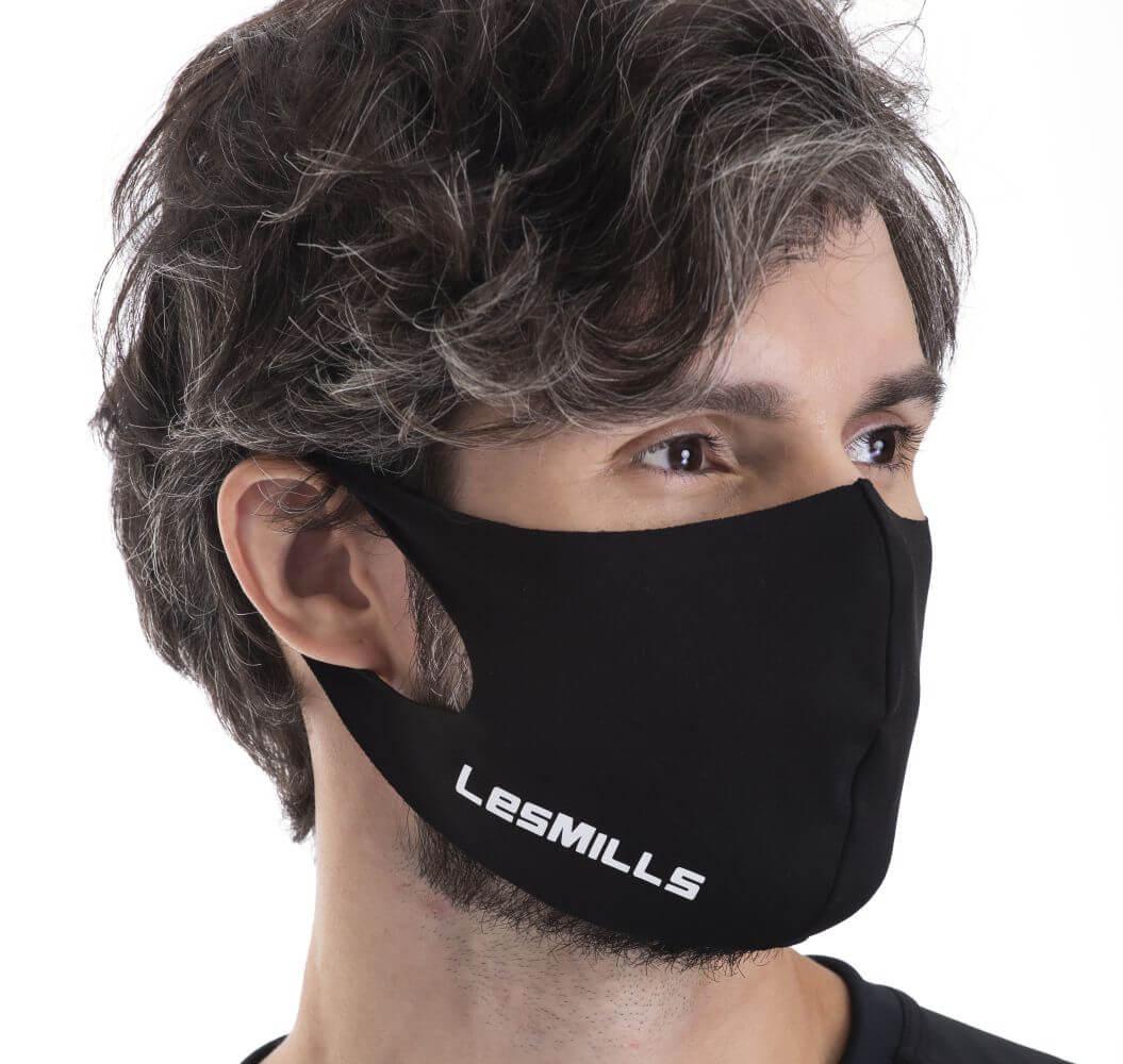 Máscara Les Mills Masculina