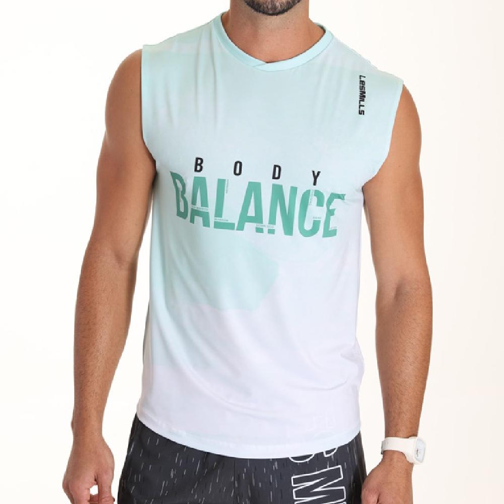 Regata Les Mills Body Balance Masculina