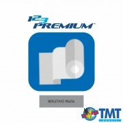 Filme de Recorte – 123 Premium Refletivo – Prata - 1 metro (linear) 50x100cm