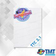 Transfer TTC 3.1 A3 - 100 folhas – Transfer para impressora Laser para tecidos brancos ou claros