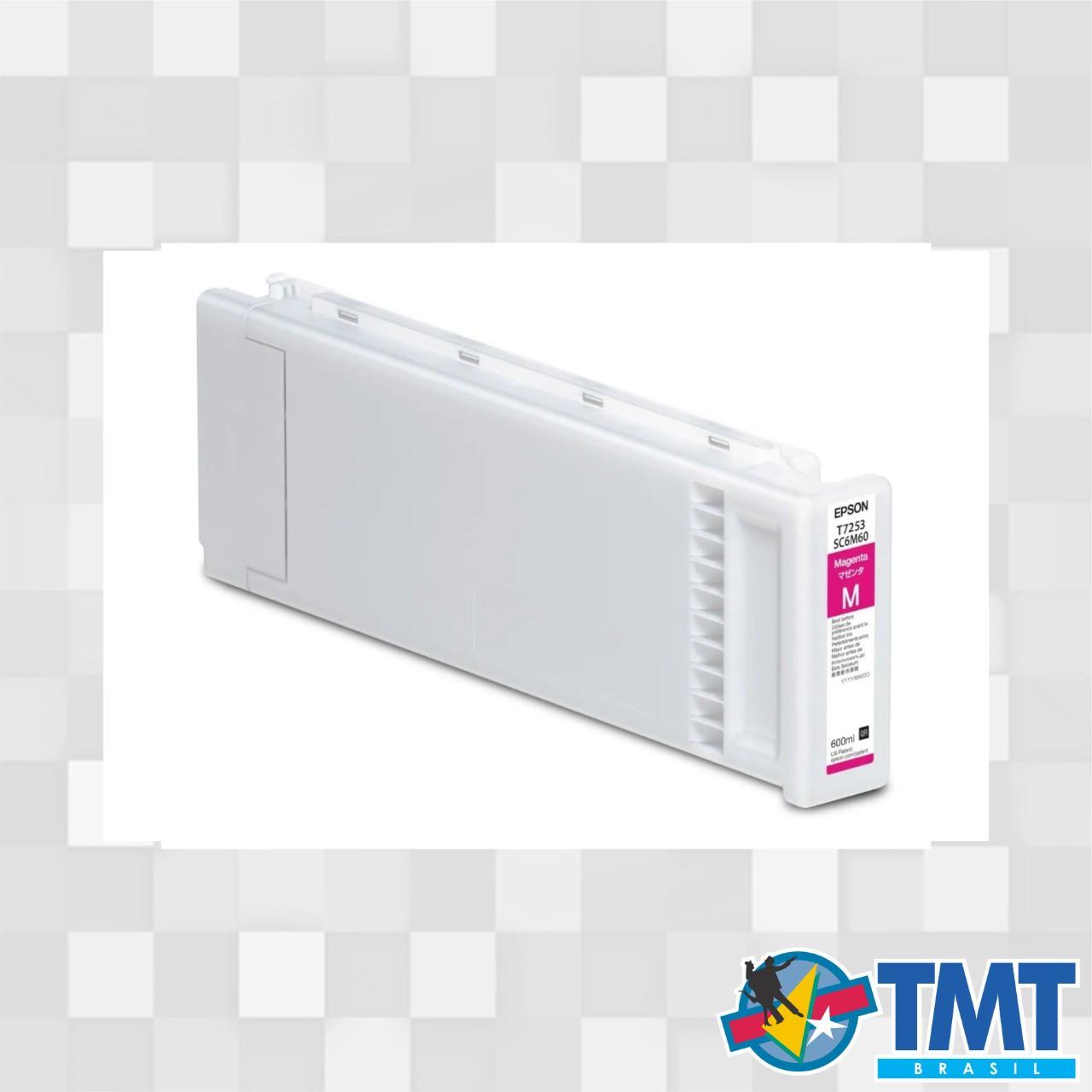 Cartucho Impressora Epson Magenta T725300 - F2000/F2100