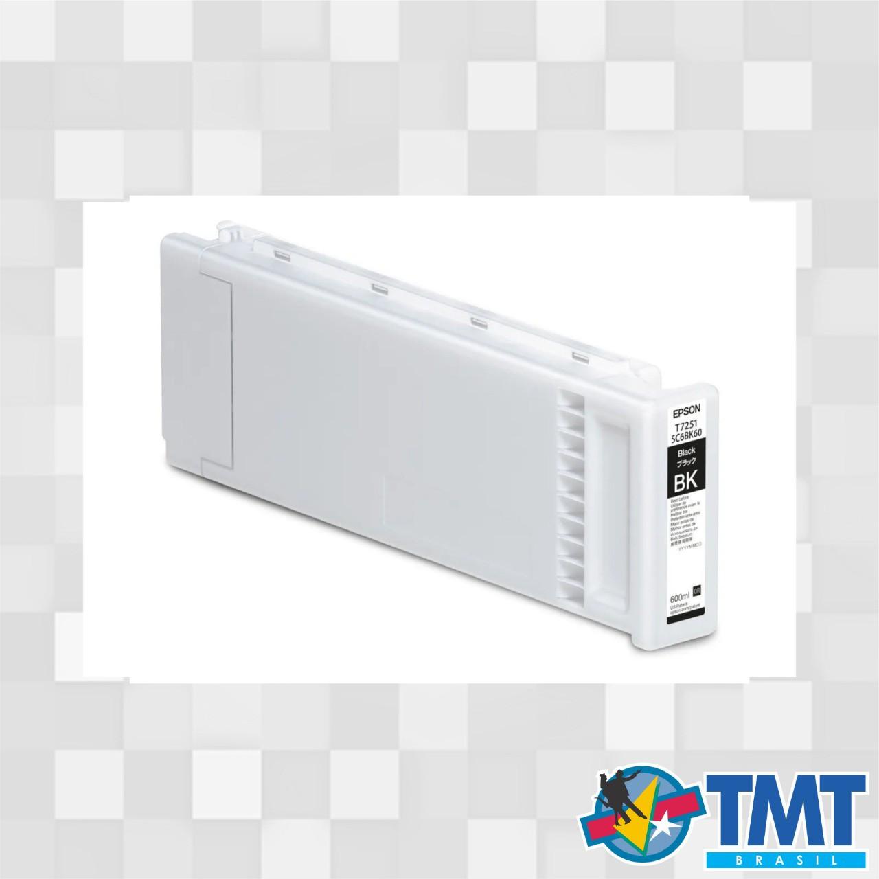 Cartucho Impressora Epson Preto T725100 - F2000/F2100