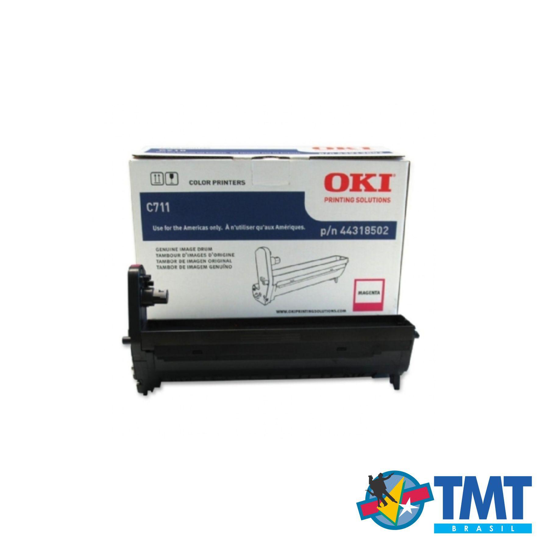 Cilindro Magenta OKI C711