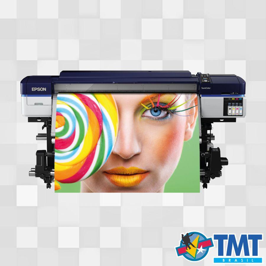 Impressora Solvente Epson SureColor S40600 – 1,60mt