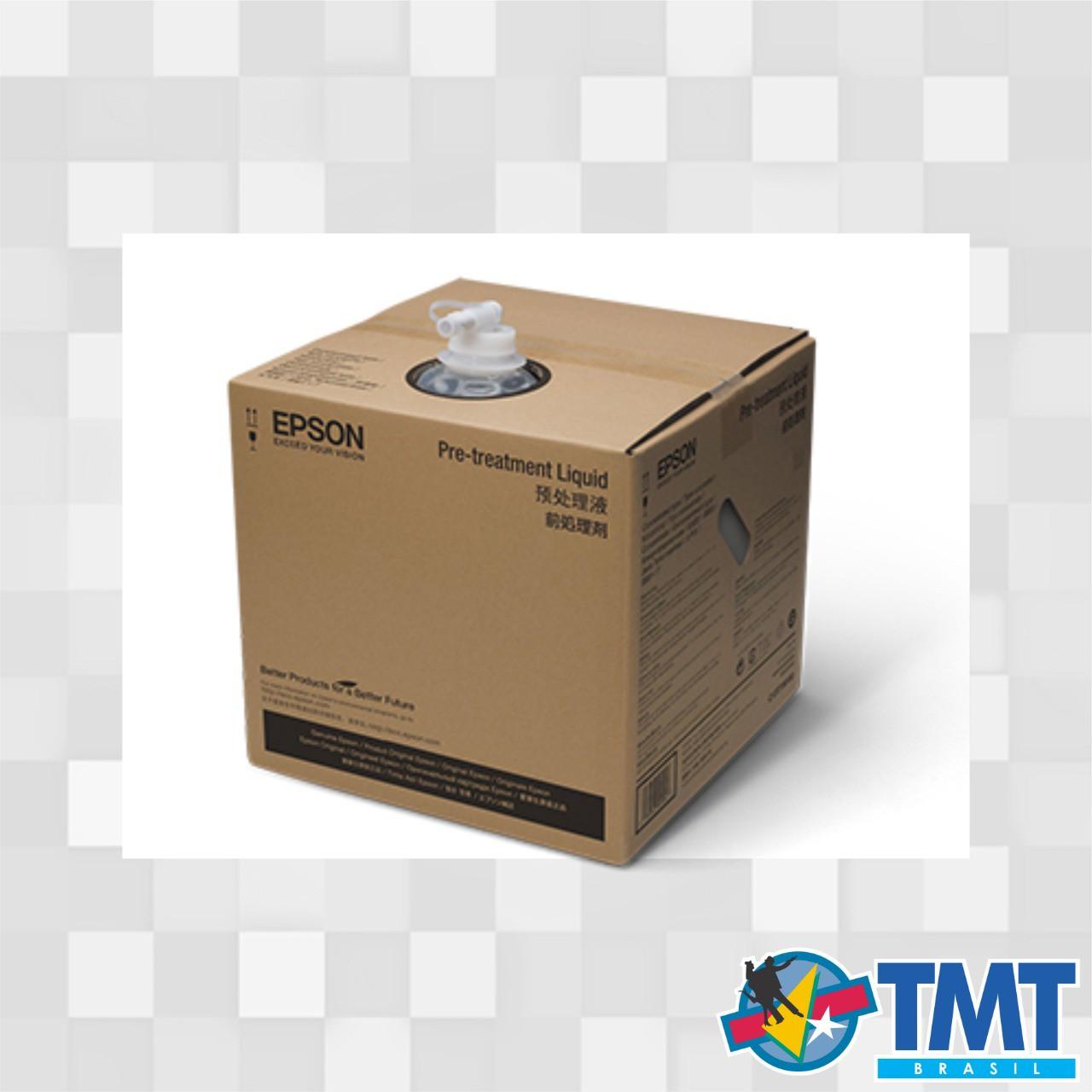 Liquido de Pré Tratamento para Epson F2100 - 18 Litros - Poliéster