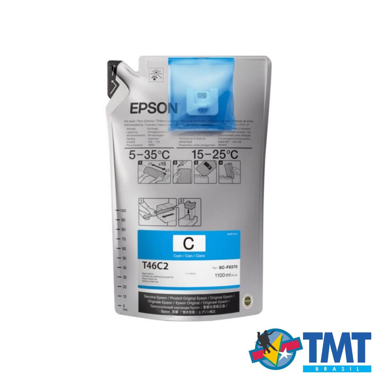 Tinta Sublimática CIANO – Epson SureColor F6370