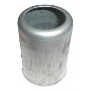 """Caneca Clip Aço 12mm 5/8 P/mangueira Reduzida  """"10pcs"""""""