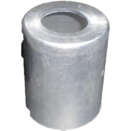 """Caneca Clip Aluminio 10Mm 1/2 P/mangueira Comum  """"10Pcs"""""""