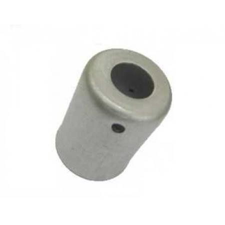 """Caneca Clip Aluminio 12Mm 5/8 P/ Mangueira Reduzida  """"10Pcs"""""""