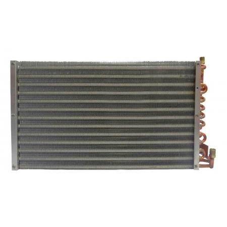 Condensador - New Holland Rg140/Rg170/Rg200/Case W20E/845/865 Oem-12001260D/7525
