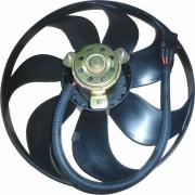 Eletroventilador Audi A3 Vw Golf 1997 A 2011 C/S Ar