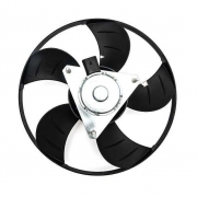 Eletroventilador - Celta/Prisma 06/Palio/Strada/Uno Celta/Prisma 06>/Palio/Strada/Uno Fire S/Ar  Sist.valeo