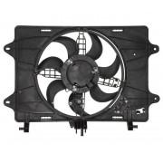 """Eletroventilador - Doblo 08 """"tomada Oval"""" - P/motor Bosch"""