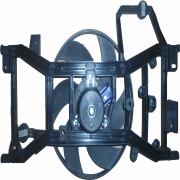 Eletroventilador - Logan 14 /Sandero 15 S/Ar Logan 14> /Sandero 15> S/Ar