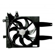 Eletroventilador - Palio 01/Idea 1.4 06 S/Ar Gmv Sist. Behr