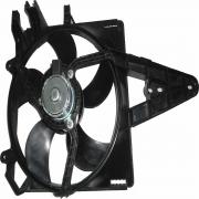 Eletroventilador - Palio/Strada/Siena 9600 S/Ar