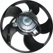 Eletroventilador - Santana C/Ar/Adapta Kombi Ld Motor Santana C/Ar