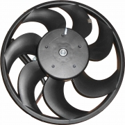 Eletroventilador - Vectra 97 Até 05 Condensador 3 Fios