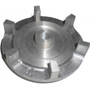 Embreagem Compressor - P/Denso 7Seu17C C/ Embrea P/Denso 7Seu17C C/ Embreagem Eletronica Polo/Mercedes Benz